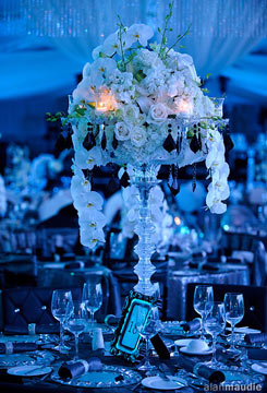 Red Events Rental: centerpieces