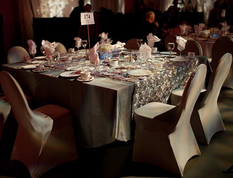 Red Events Rental: chaircovers