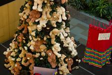 Teddy Bear Christmas